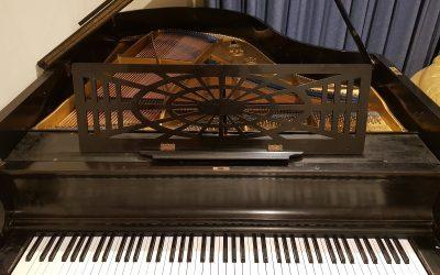 1910 Richard Lipp Grand Piano $SOLD